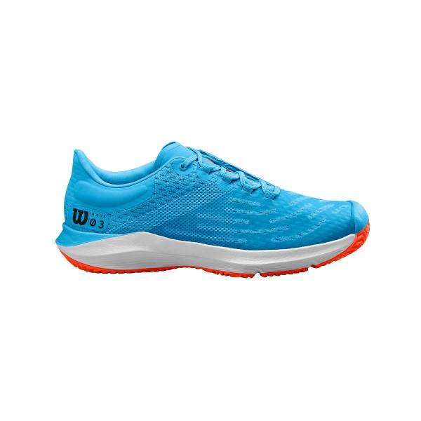 Wilson Kaos 3.0 Junior blau Tennisschuhe