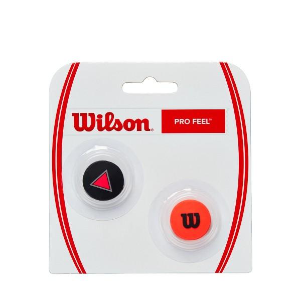 Wilson Pro Feel Clash Dämpfer rot
