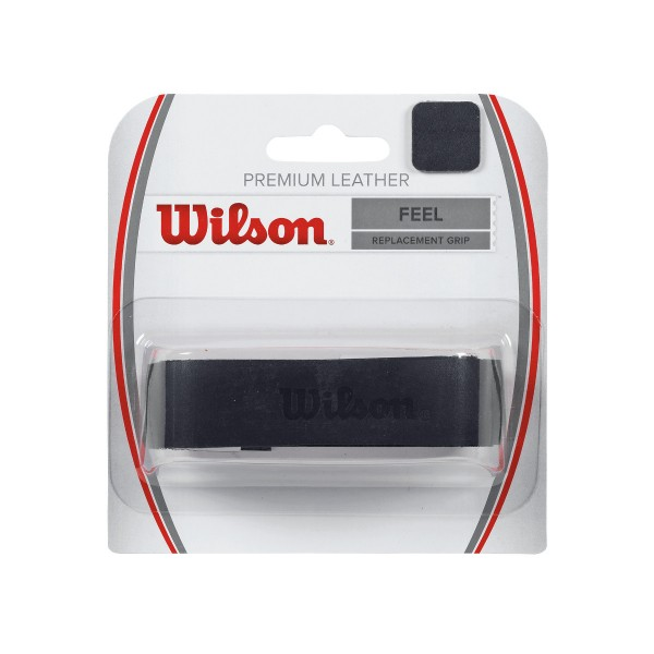 Wilson Premium Leather Grip Basisband
