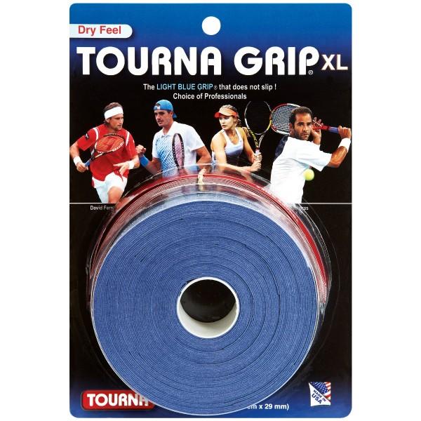 Tourna Grip 10er XL blau