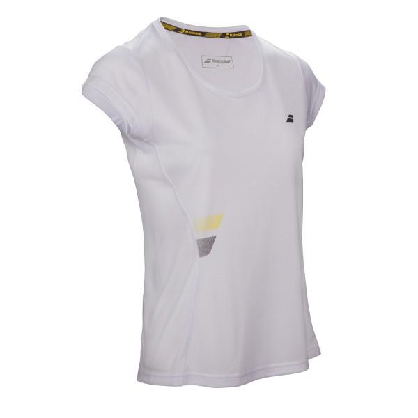 Babolat Core Flag Tee Damen Tennisshirt