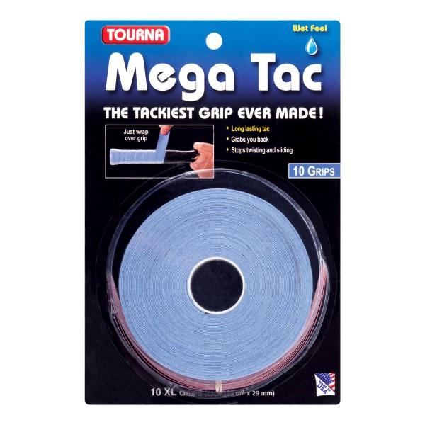 Tourna Mega Tac 10er blau