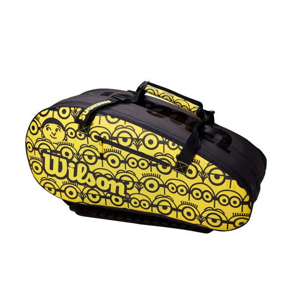 Wilson Minions Tour 12 Pack Tennistasche