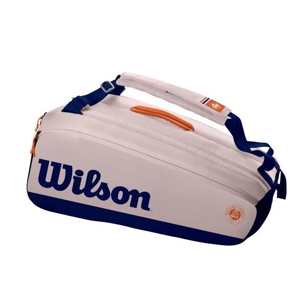 Wilson Roland Garros Premium 9 Pack Tennistasche