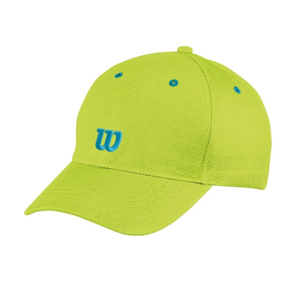 Wilson Youth Tour Cap lime