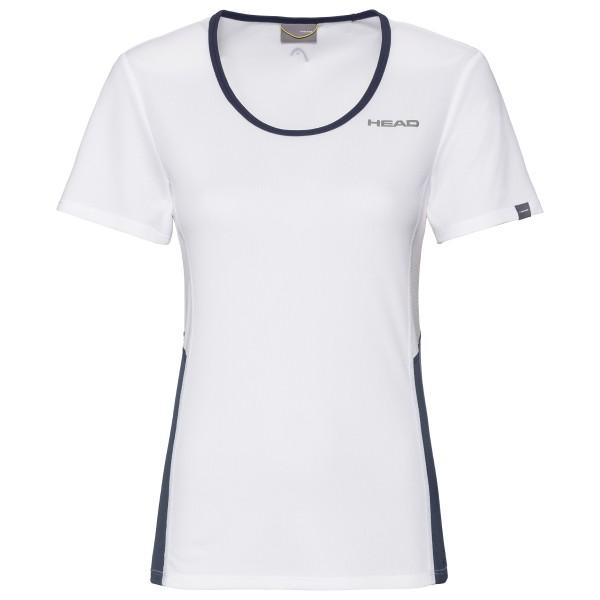 Head Club Tech Shirt Damen weiß