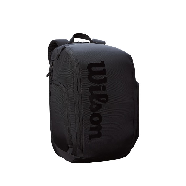 Wilson Super Tour Backpack Pro Staff schwarz