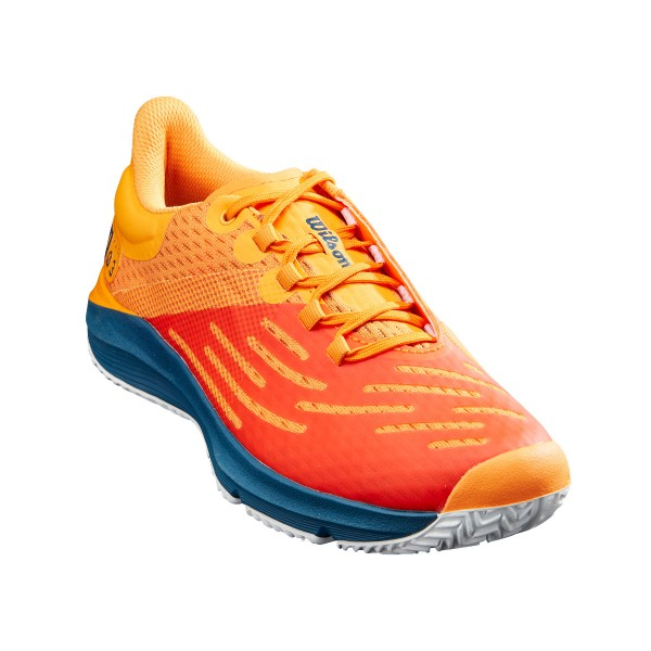 Wilson Kaos 3.0 Junior Tennisschuhe orange