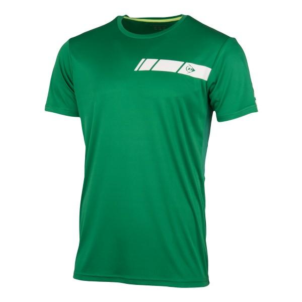 Dunlop Club Crew Boys grün Tennisshirt
