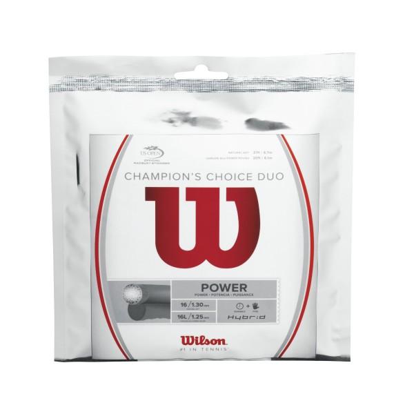 Wilson Champions Choice duo Single Set Tennissaite