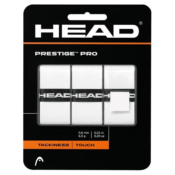 Head Prestige Pro Overgrip weiß