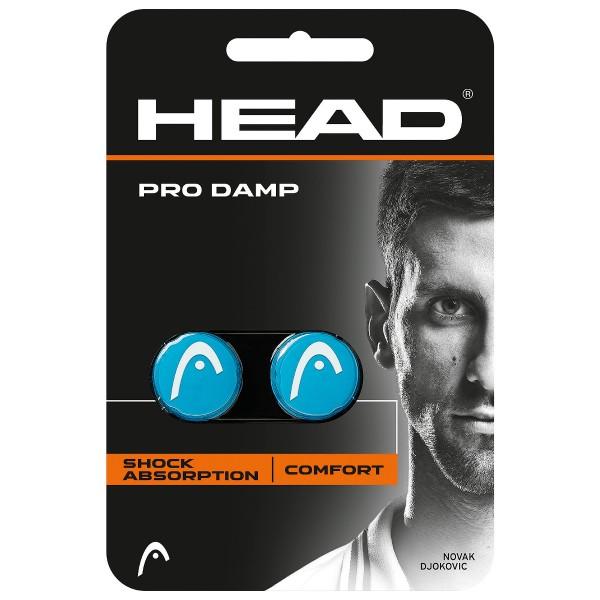 Head Pro Damp Dämpfer 2er blau