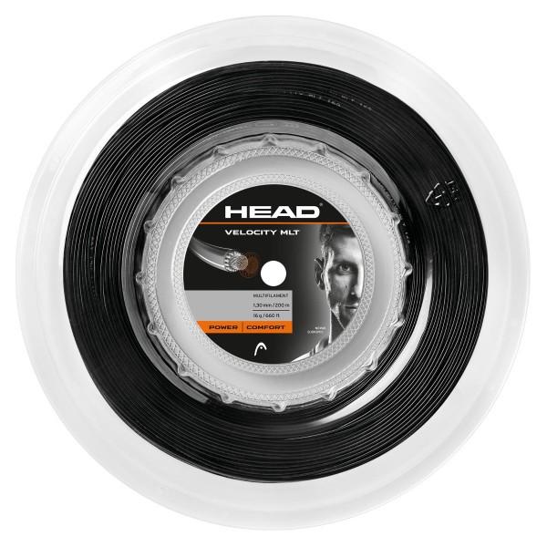 Head Velocity 200m Rolle schwarz