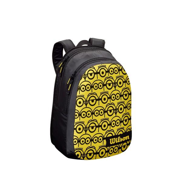 Wilson Minions Junior Backpack Tennisrucksack