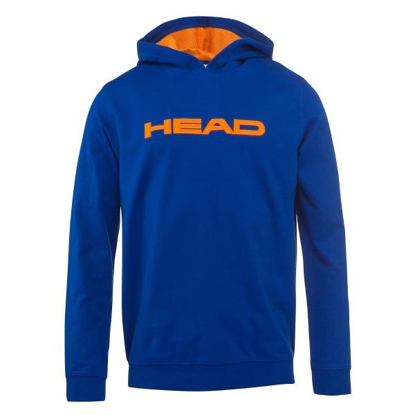 Head Byron Hoody Boys blau orange