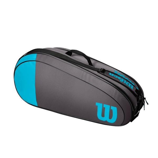 Wilson Team 6 Pack blau Tennistasche