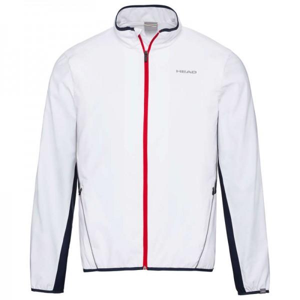 Head Club Jacket Herrem weiß