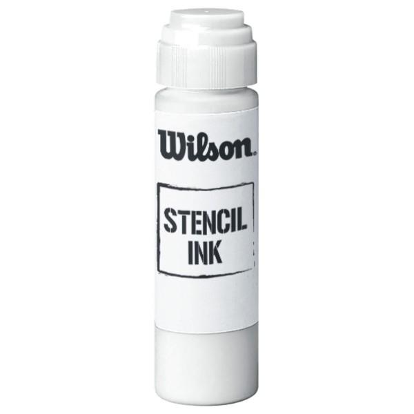 Wilson Logostift weiß