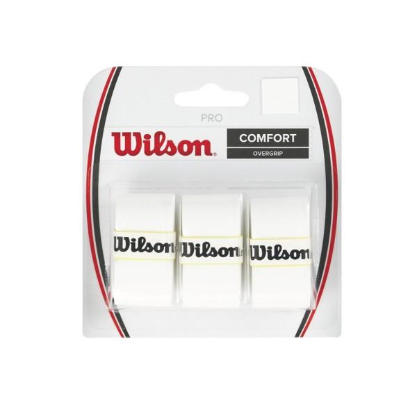 Wilson Pro Overgrip 3er Weiß