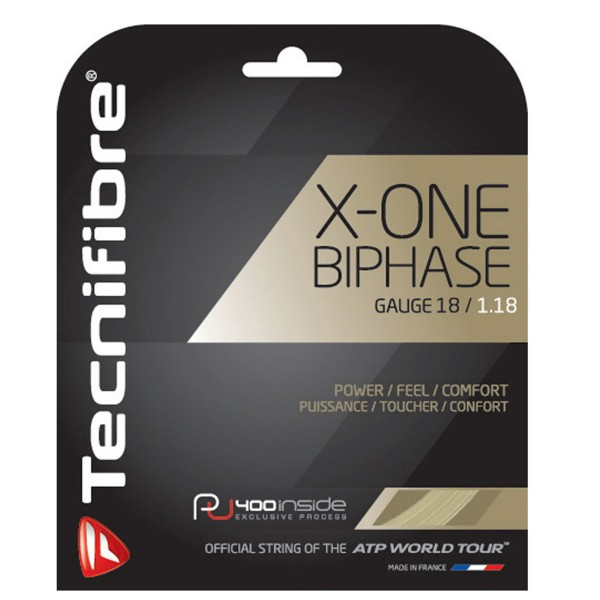 Tecnifibre X-One Biphase Single Set Tennissaite