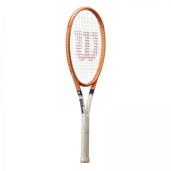 Wilson Blade 98 16x19 Roland Garros Tennisschläger