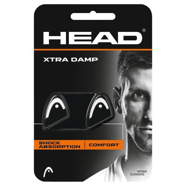 Head Xtra Dämpfer schwarz