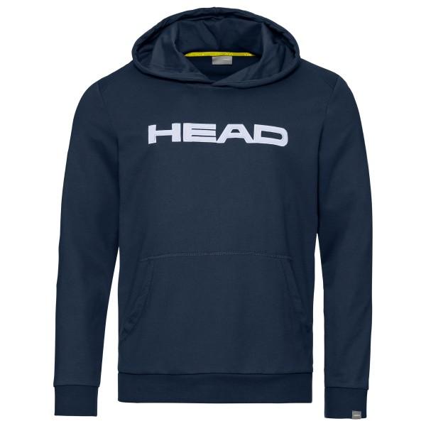 Head Club Byron Hoody blau Tennishoody