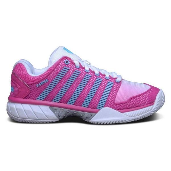 K-Swiss Hypercourt Express HB pink Tennisschuhe