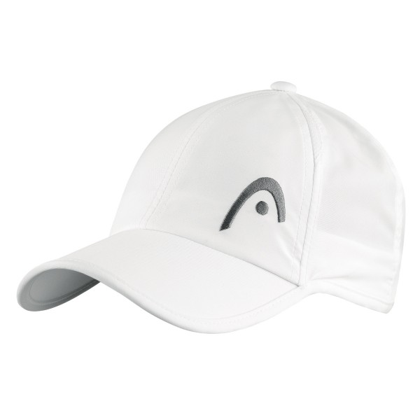 Head Pro Player Cap weiß