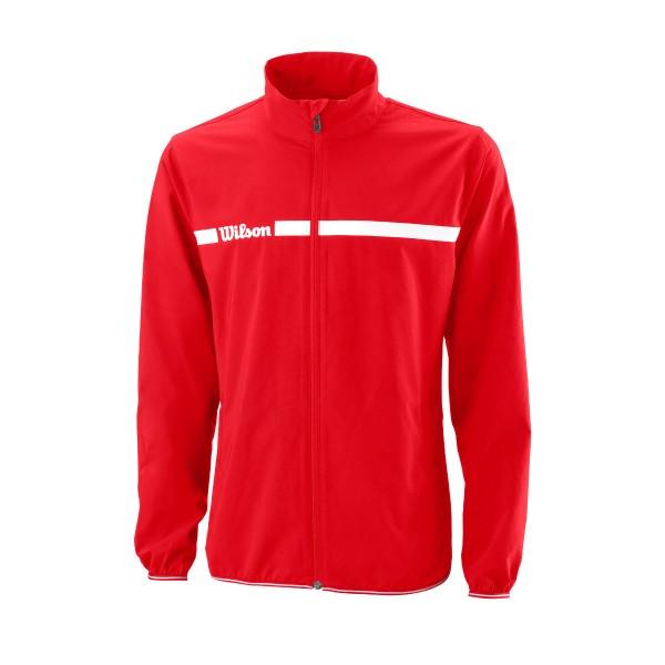 Wilson Team II Jacket Herren rot
