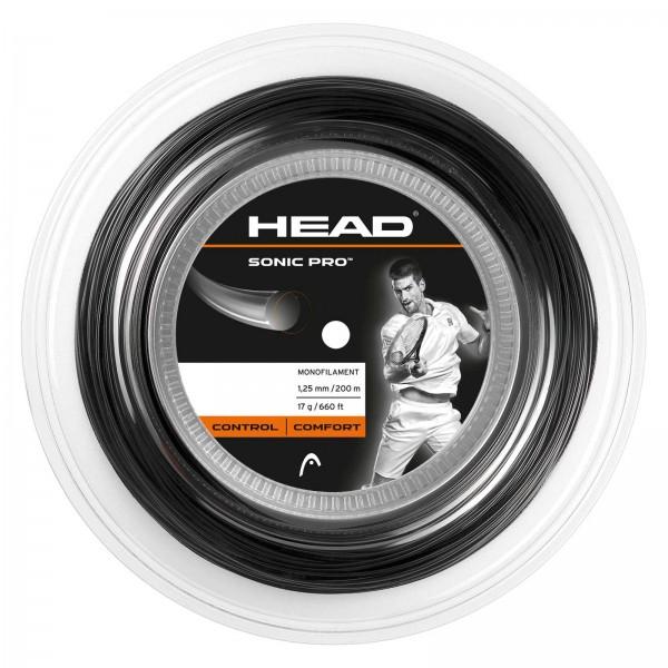 Head Sonic Pro 200m schwarz Saitenrolle