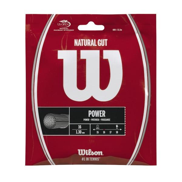 Wilson Natural 16 Singel Set