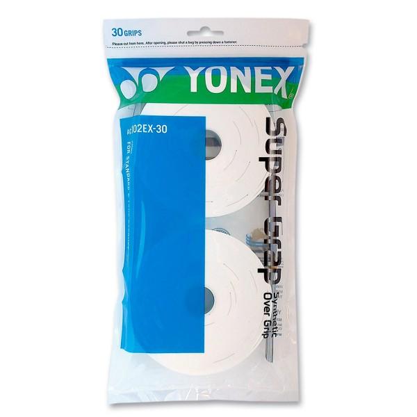 Yonex Super Grap Overgrip 30er weiß