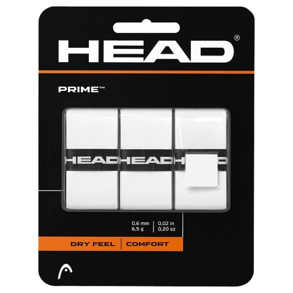 Head Prime 3er Overgrip weiß