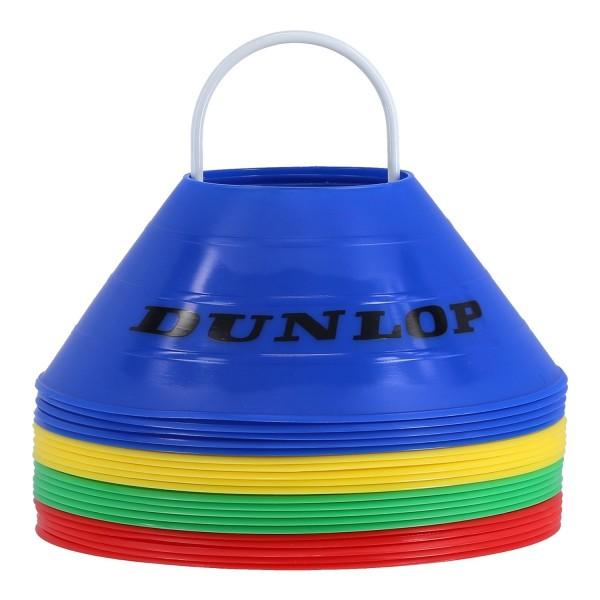 Dunlop Markierungshütchen 20er Pack