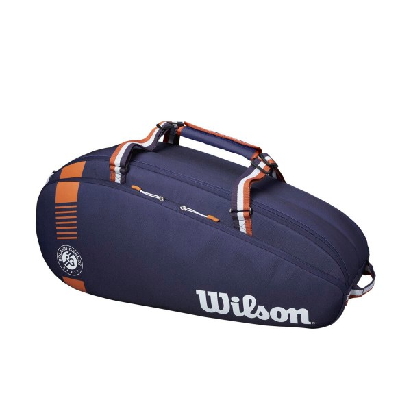 Wilson Roland Garros Team 6 Pack Tennistasche
