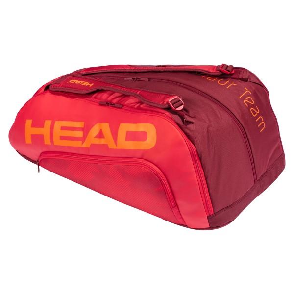 Head Tour Team 9R Supercombi 2021 rot