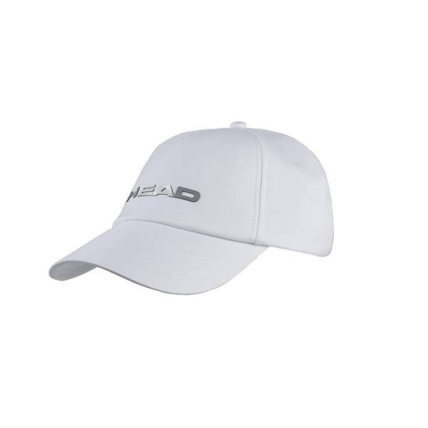 Head Performance Cap weiß