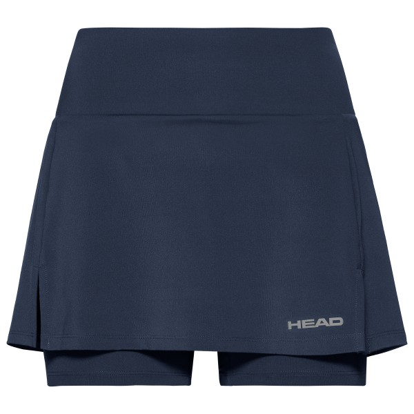 Head Club Skort Damen Tennisrock blau
