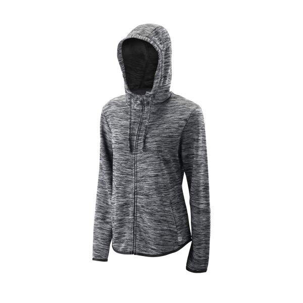 Wilson Training Jacket Damen grau
