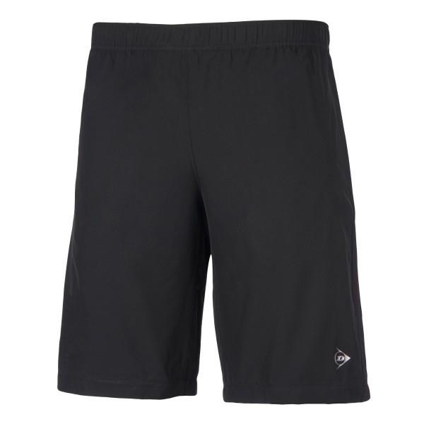 Dunlop Club Short Boys schwarz Tennishose