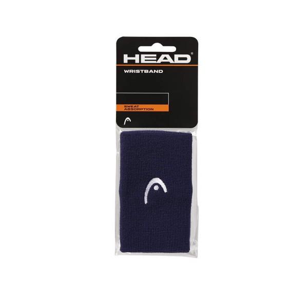 "Head Wristband 5"" navy blau Schweißband"