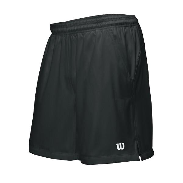 Wilson Rush 7 Woven Short men schwarz