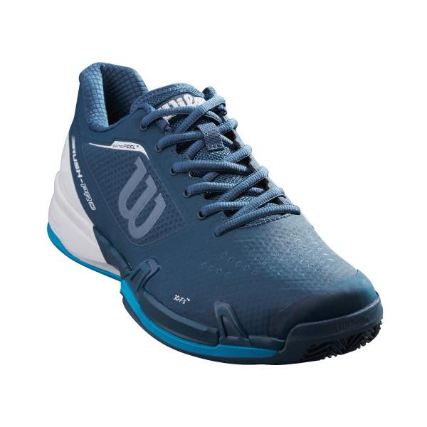 Wilson Rush Pro 2.5 Clay Herren Tennisschuhe blau
