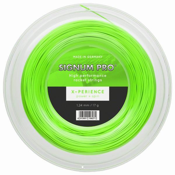 Signum Pro Xperience Saitenrolle grün