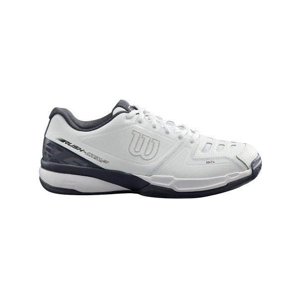 Wilson Rush Comp Leather Clay Tennisschuhe