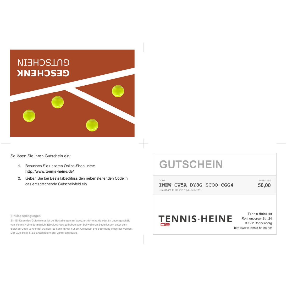 cheap for discount 15c4c a2f5b 50€-Gutschein zum Ausdrucken