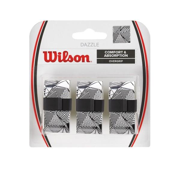 Wilson Dazzle Overgrip 3er Griffband