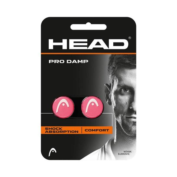Head Pro Damp Dämpfer 2er pink