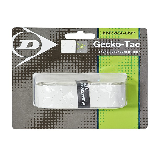Dunlop Gecko-Tac Basisband Weiß